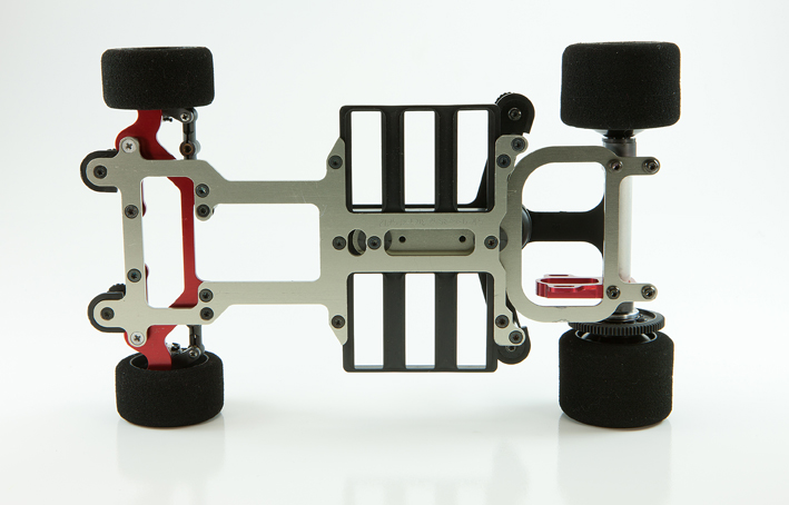 Corally SP12 chassis2